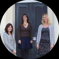 Karen, Joanna  and Jeanett